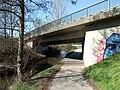 Erlengraben, Brücke Autobahnabfahrt.jpg