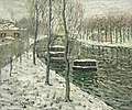 Ernest Lawson - Houseboats (ca.1893).jpg