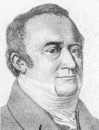 Ernst Friedrich, Baron von Schlotheim - Ernst Friedrich, Baron von Schlotheim.