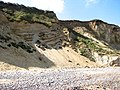 Eroding cliffs below East Runton - geograph.org.uk - 1479077.jpg