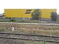 Esab-Mór Kft. csarnoka, vasútállomás, 2017 Mór.jpg
