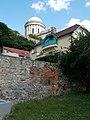 Esztergom 2016, Szent Adalbert-főszékesegyház kupolája.jpg