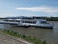 Európa (ship, 1959), 2018 Vizafogó.jpg