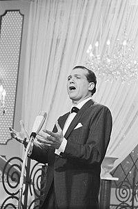 Eurovisie Songfestival 1962 te Luxemburg, voor Spanje Victor Balaguer, Bestanddeelnr 913-6598.jpg