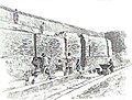 Excavation on the citadel of Susa (Iran) Drawing after photograph by De Morgan or André.jpg