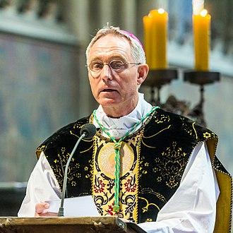 Georg Gänswein - Archbishop Gänswein in 2017