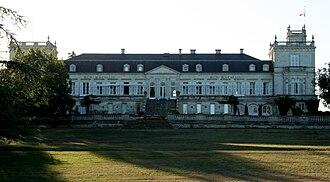 Château Ducru-Beaucaillou - The château of Château Ducru-Beaucaillou