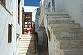 External staircases, street Sanoudis, detour, Naxos Town, 091365.jpg
