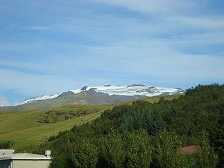 Eyjafjallajökull - von Tommy Bee - Public Domain - durch Wikimedia Commons