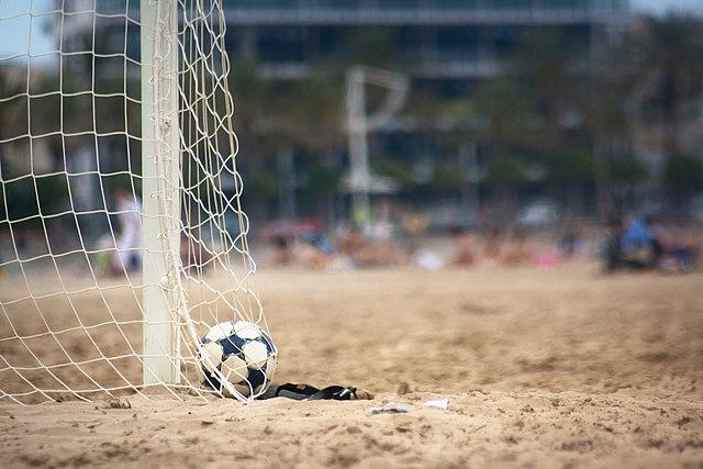 Football Beach