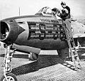 F-84E 182nd FBS with 1000 hour time 1952.jpg