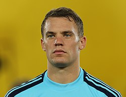 FIFA WC-qualification 2014 - Austria vs. Germany 2012-09-11 -Manuel Neuer 01.jpg