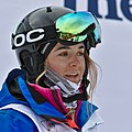 FIS Moguls World Cup 2015 Finals - Megève - 20150315 - Camille Cabrol.jpg