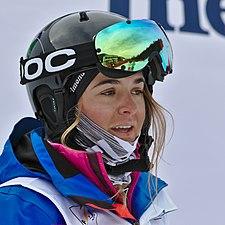 FIS Moguls World Cup 2015 Finals - Megève - 20150315 - Camille Cabrol.jpg