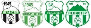 FK Pelister - Pelister's crest evolution