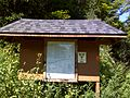FLT CT07 4.2a mi - Kiosk next to parking lot on Hunter Creek Rd - panoramio.jpg