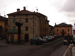 Italiano: Frassinoro, provincia di Modena. Si ...