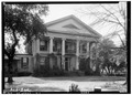 FRONT VIEW - NORTH ELEVATION - McCrary-Otts House, 805 Otts Street, Greensboro, Hale County, AL HABS ALA,33-GREBO,6-1.tif