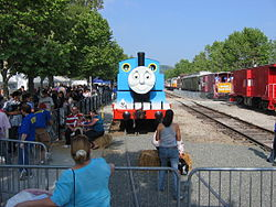 FWRY Day Out with Thomas - April 2006.JPG
