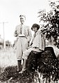 F Scott Fitzerald and wife Zelda at Dellwood.jpg