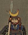 Face art detail, from- Akiyama Buemon - Tsuki hyakushi - Walters 95348 (cropped).jpg