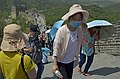 Face mask at Great Wall China.jpg