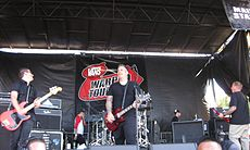 Face to Face at Warped Tour 2010-08-10 10.jpg