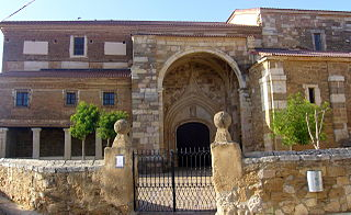 Espinosa de Villagonzalo municipality in Castile and León, Spain