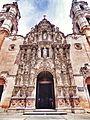 Fachada del Templo del Santuario de Nuestra Señora de Guadalupe, Aguascalientes, Ags..jpg
