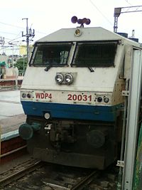 Falaknuma Express enters SC with WDP4 loco.jpg