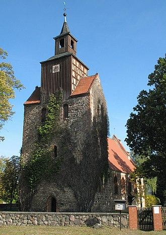 Löwenberger Land - Church in Falkenthal