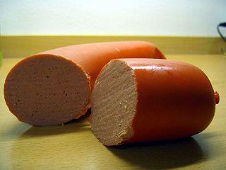 Falukorv Swedish sausage