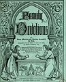 Family devotions, for every morning and evening throughout the year. Translated from the German of Sturm and Tiede (1840) (14761743576).jpg