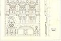 Fassadenentwurf für das Haus Beckh am Marktplatz 4 in Pforzheim von Hermann Billing (1902).jpg