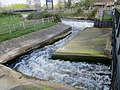 Fast flowing water by Elton Lock - April 2014 - panoramio.jpg