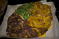 Fat Tuesday homemade king cake (vegan edition).jpg