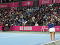 Fed Cup Group I 2012 Europe Africa day 3 Shahar Pe'er 001.JPG