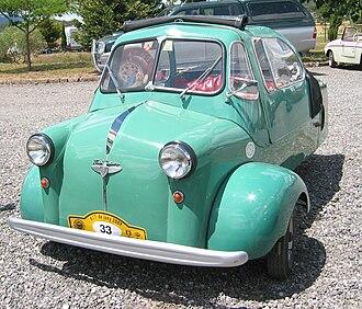 Felber Autoroller - Image: Felber Autoroller 1954