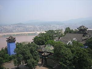 Fengdu County - Image: Fengdupicutre