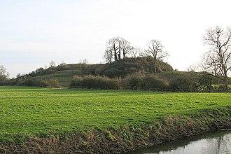 Wookey - Fenny Castle
