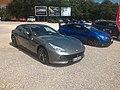 Ferrari FF & Honda Civic Type R (24466290277).jpg