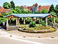 Ferrières-les-Scey. Fontaine-lavoir saint Martin. (2). 2015-06-26.JPG