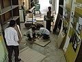 Festival Of India Exhibition In Bhutan 2003 Preparations - NCSM - Kolkata 2003-09-15 00180.JPG