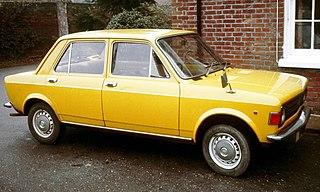 Fiat 128 Small family car