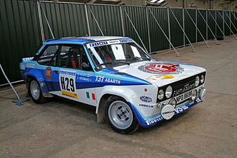 Image - FH3 Abarth 131.jpg | Forza Motorsport Wiki | FANDOM ...