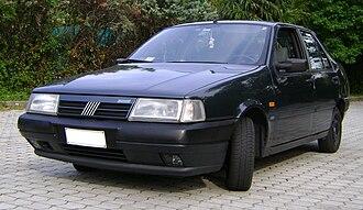 Fiat Tempra - Image: Fiat Tempra SX '93