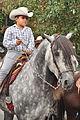Fiestas Patrias Parade, South Park, Seattle, 2015 - 265 - the horses (20972901354).jpg