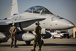 Fighting Bengals return from Western Pacific 160315-M-BL734-025.jpg