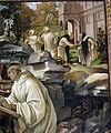 Filippino Lippi, Apparizione della Vergine a san Bernardo, 1482-86, 07.JPG