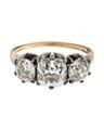 Fingerring av guld med briljanter - Hallwylska museet - 110021.tif